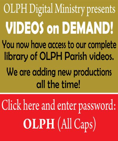 On Demand Parish Videos